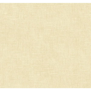 Williamsburg Beige and Cream Taunton Texture Wallpaper