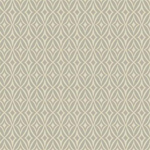 Waverly Small Prints Centro Grey, Cream and Pale Yellow Wallpaper