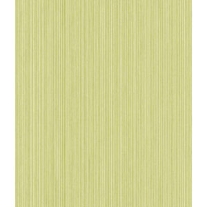 Carey Lind Watercolors Green and Cream Gentle Cascade Wallpaper