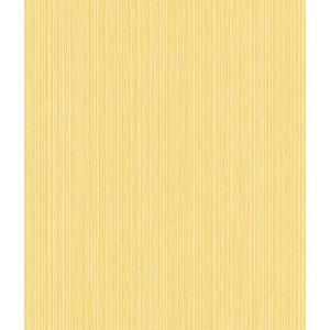 Carey Lind Watercolors Yellow and Cream Gentle Cascade Wallpaper