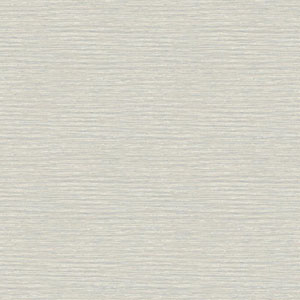 Glam Beige and Blue Horizontal Texture Wallpaper