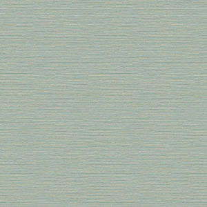 Glam Aqua and Taupe Horizontal Texture Wallpaper