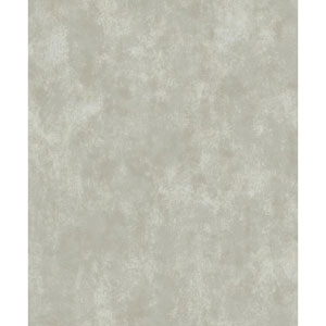 Textured Silver and Taupe Wallpaper