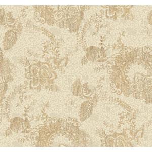 Voyage Jacobean Wallpaper