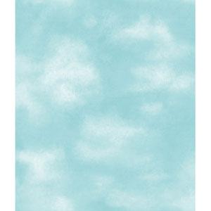 York Kids Blues IV Kids Clouds Wallpaper
