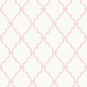 Inspired by Color White and Soft Pink Wallpaper