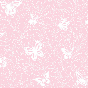 Inspired by Color Soft Pink and White Wallpaper
