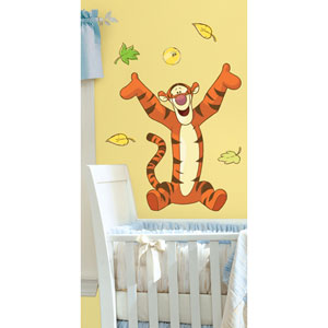 Winnie the Pooh - Tigger Peel and Stick Giant Wall Decal