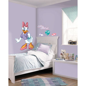 Mickey and Friends - Daisy Duck Peel and Stick Giant Wall Decal