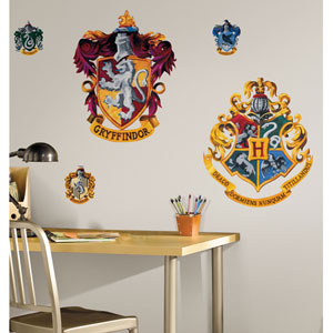 Harry Potter - Crest Peel and Stick Giant Wall Decal