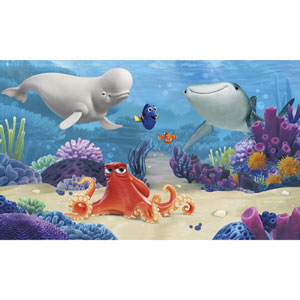 Finding Dory Peel and Stick Mural