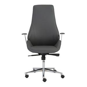Bergen Gray High back Chair