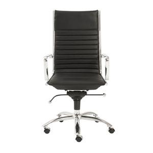 Dirk Black High Back Office Chair