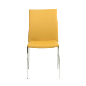 Diana Saffron 18-Inch Stacking Side Chair, Set of 4