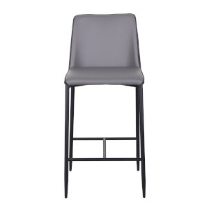 Hardy Gray 17-Inch Counter Stool