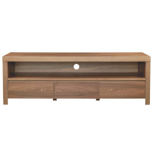 Bryant Walnut 59-Inch Media Stand