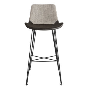 Alisa Gray 22-Inch Bar Stool