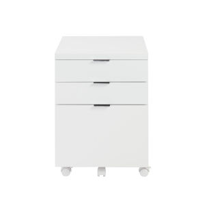 Gilbert White 16-Inch 3 Drawer File Cabinet
