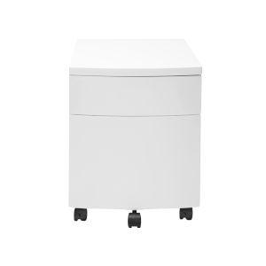 Ingo White 15-Inch Filing Cabinet