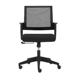 Maska Black 26-Inch Office Chair