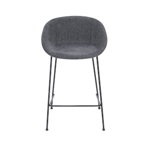 Zach Gray 21-Inch Bar Stool, Set of 2