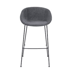Zach Gray 21-Inch Counter Stool, Set of 2