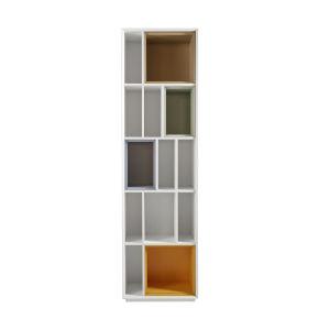 Cassie White 23-Inch Bookcase