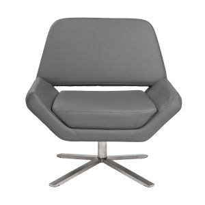Carlotta Gray 30-Inch Lounge Chair