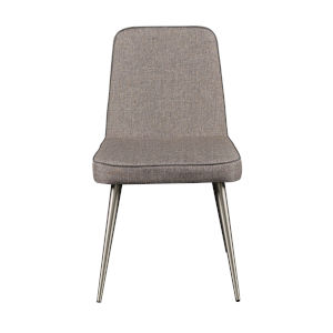 Esmoriz Dark Gray 19-Inch Side Chair, Set of 2