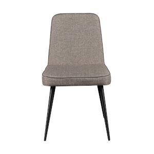 Esmoriz Gray 19-Inch Side Chair, Set of 2