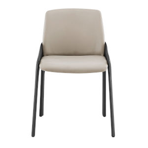 Vilante Gray 21-Inch Side Chair