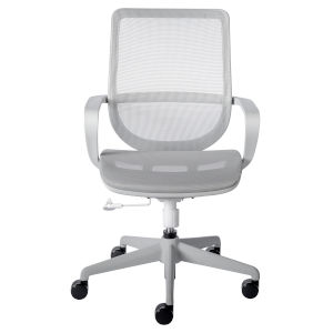 Megan Gray 26-Inch Office Chair