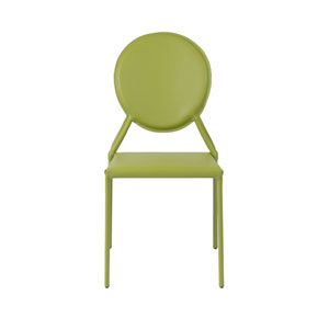 Nicollet Green Side Chair, Set of Two