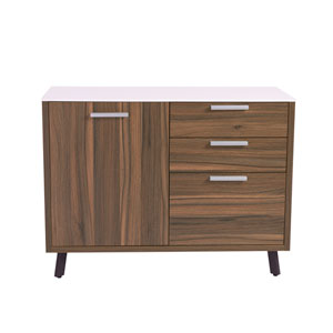 Uptown White Sideboard