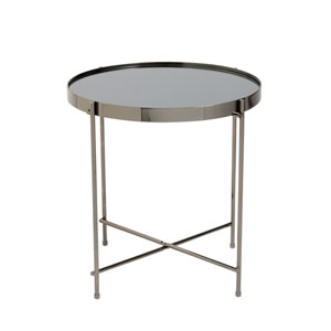 Milo Black Side Table