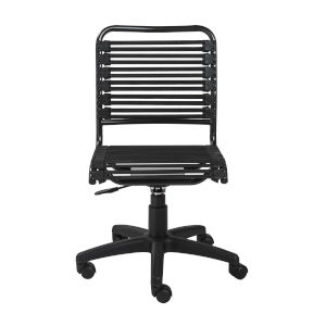Loring Black 18-Inch Low Back Office Chair