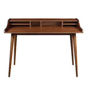 Freya American Walnut Desk