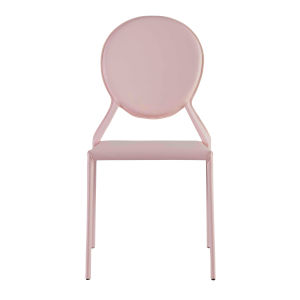 Milo Pink Side Chair, Set of 2