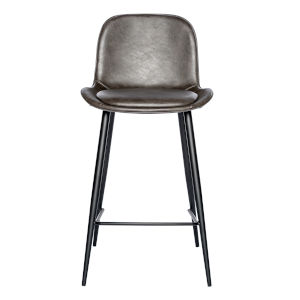 Emerson Dark Gray Counter Stool, Set of 2