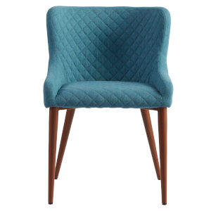 Naveen Blue 21-Inch Side Chair, Set of 2