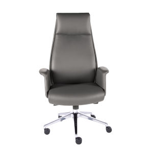 Ilaria Gray 29-Inch High Back Office Chair