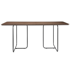 Halle Walnut 71-Inch Dining Table