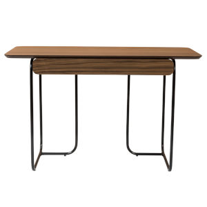 Halle Walnut 47-Inch Desk