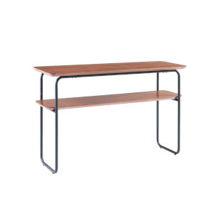 Halle Walnut 47-Inch Console Table