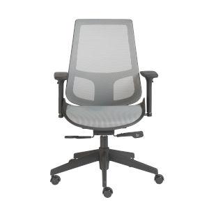 Vahn Gray 26-Inch Office Chair