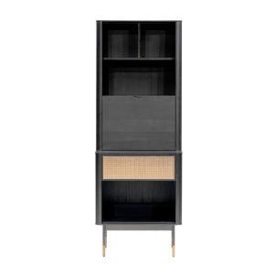 Miriam Black 24-Inch Cabinet