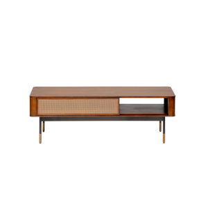 Miriam Brown 47-Inch Coffee Table