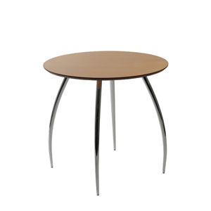 Bistro Natural 30-Inch Table
