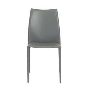 Dalia Gray Side Chair, Set of 4