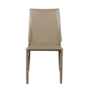 Alder Stacking Side Chair in Light Gray - Set of 4